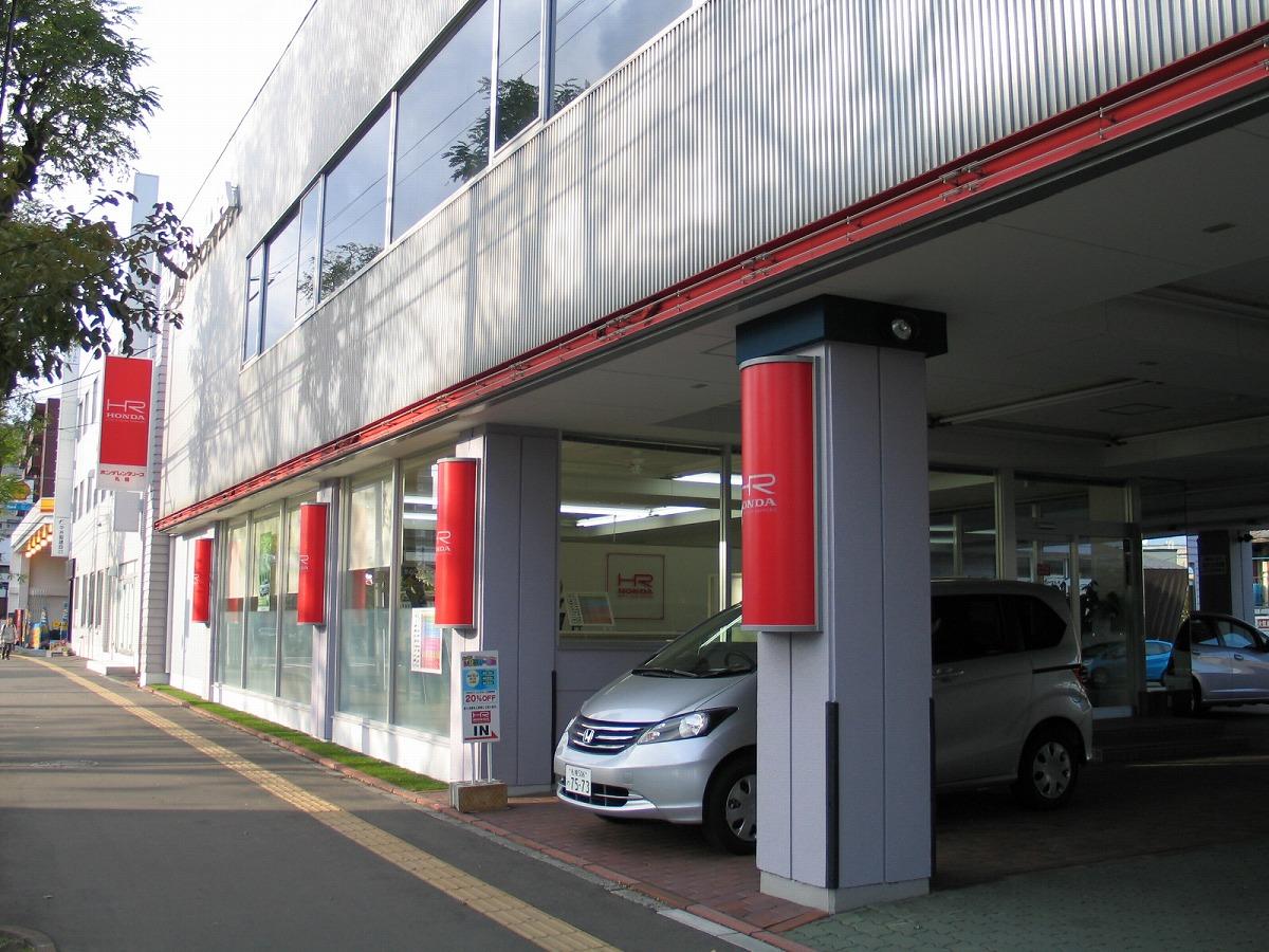 バジェット・レンタカー 南郷通店